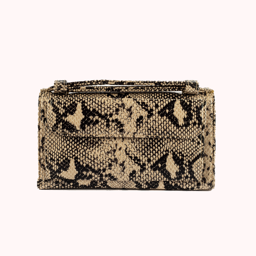Spotlight Snake Wallet-WALLETS-Honey Honey Shop