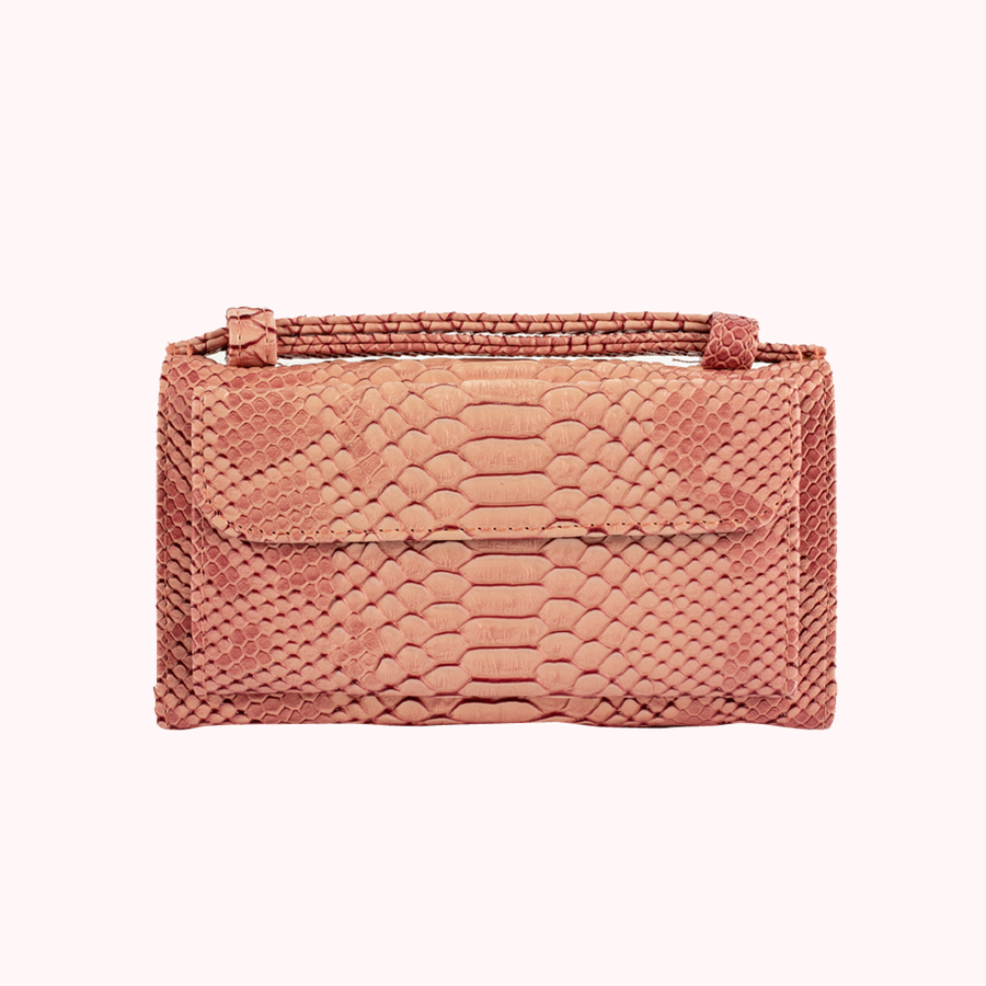 Spotlight Pink Wallet-WALLETS-Honey Honey Shop