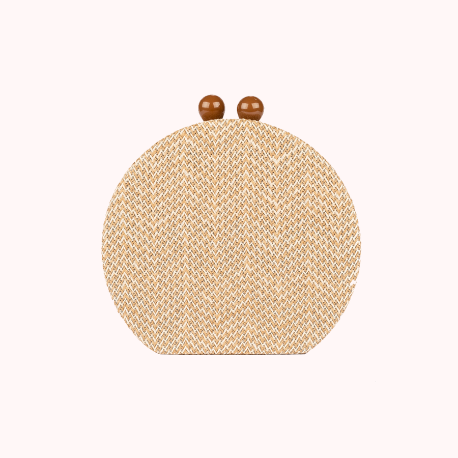 Toffee Tan Hard Bag-HARD BAGS-Honey Honey Shop