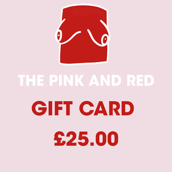 £25.00 GIFTCARD