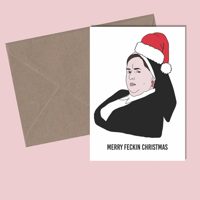 DERRY GIRLS - Merry Feckin Christmas