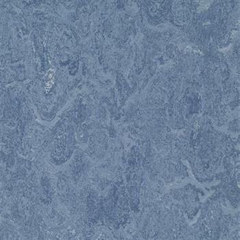 Forbo Marmoleum Dual Fresco Blue 333 x 333 mm