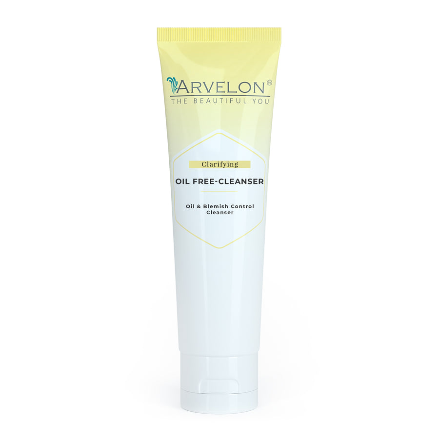 Clarifying Oil Free Cleanser-Anti Acne-Arvelon