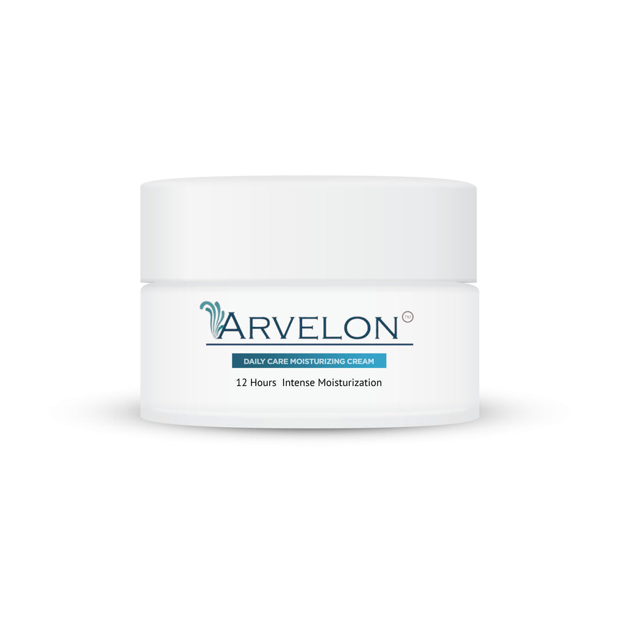 Daily Care Moisturizing Cream-Arvelon