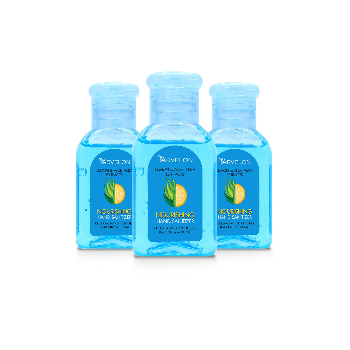 Nourishing Sanitizer Saver Set for x3-Arvelon