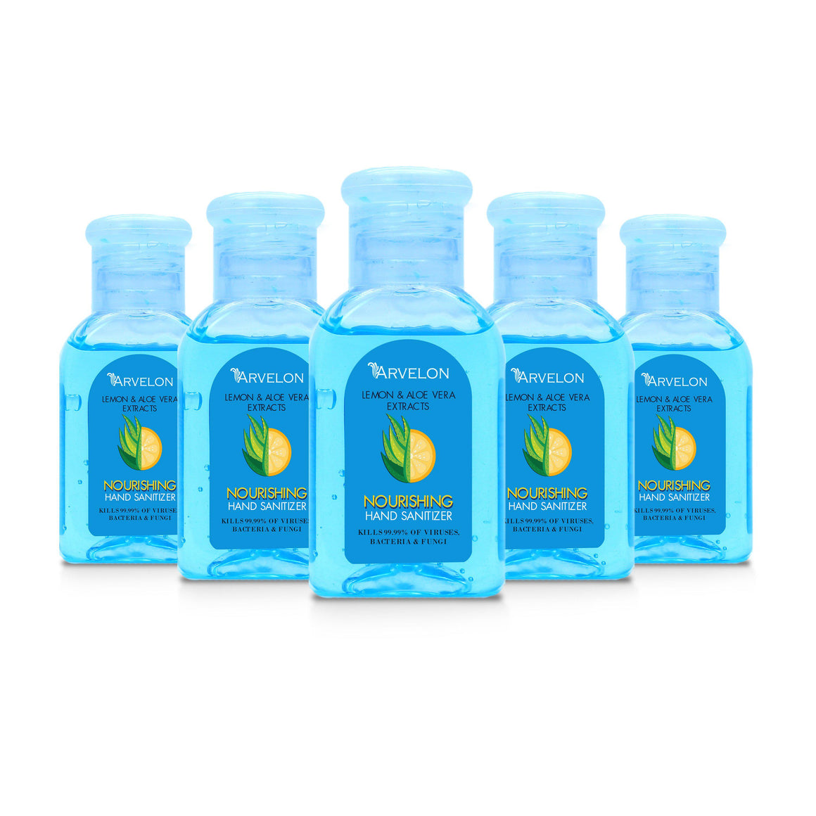 Nourishing Sanitizer Super Set for x5-Arvelon