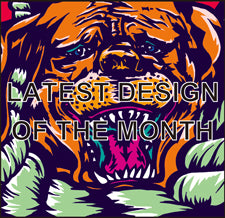 LATEST DESIGN OF THE MONTH