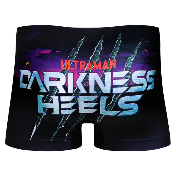 DARKNESS HEELS BLACK (MEN)