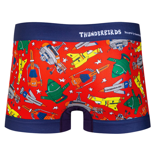 THUNDERBIRDS-RED