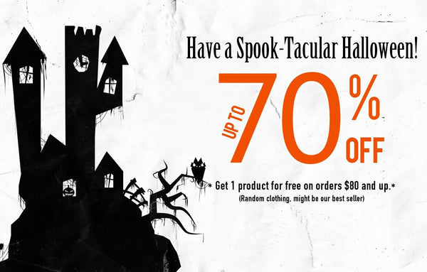 Halloween Sale blog image