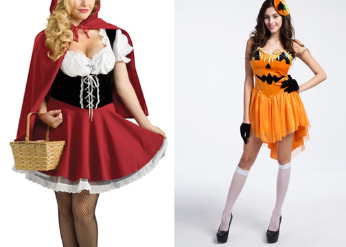 Sexy Halloween costumes better than as cops