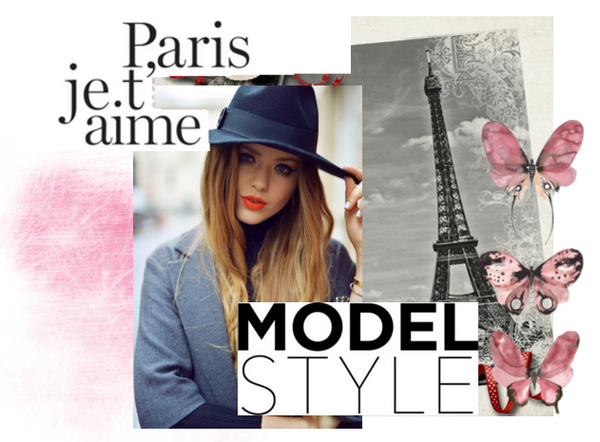 How to dress like a chic, parisian woman image