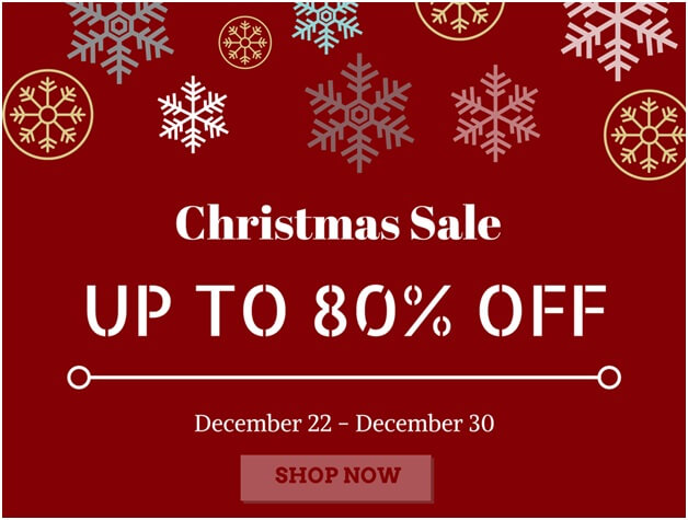 Celebrate Christmas in Style with this Grand Christmas Sale | Lookbook Store