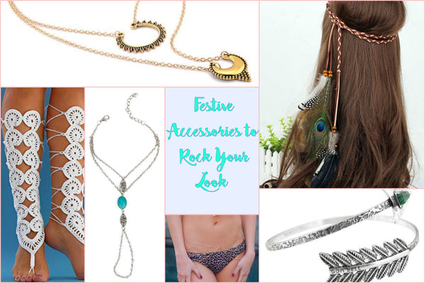 fashion accessories for music festivals
