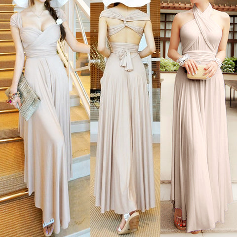 Magic Maxi Dress