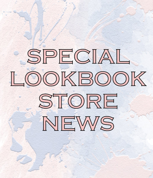 Special lookbook store news