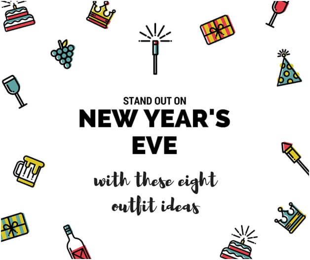 Stand Out On New Year's Eve with These 8 Outfit Ideas | Lookbook Store