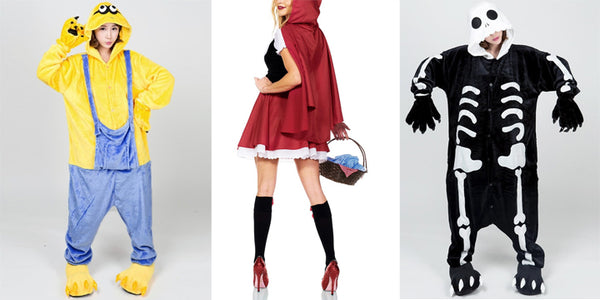 Cheap Halloween costumes to try