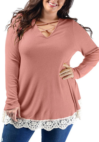 bc9a691784738 Plus-Size Tops to Let You Stay on Top of Your Style Game