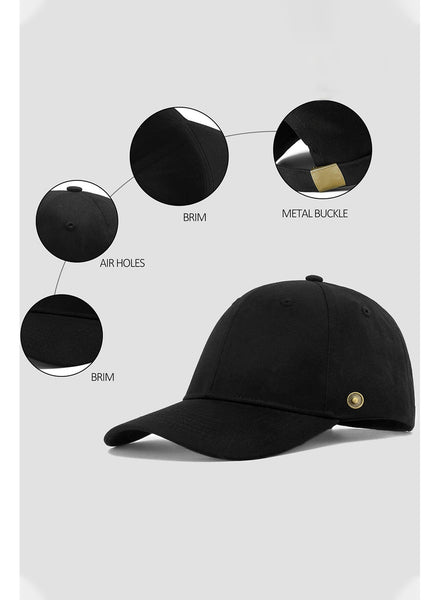 Image of  full face baseball cap protective face shield with details