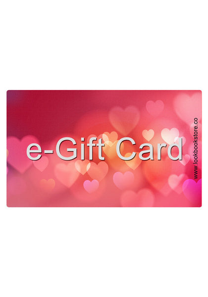 Lookbook Store e-Gift Cards