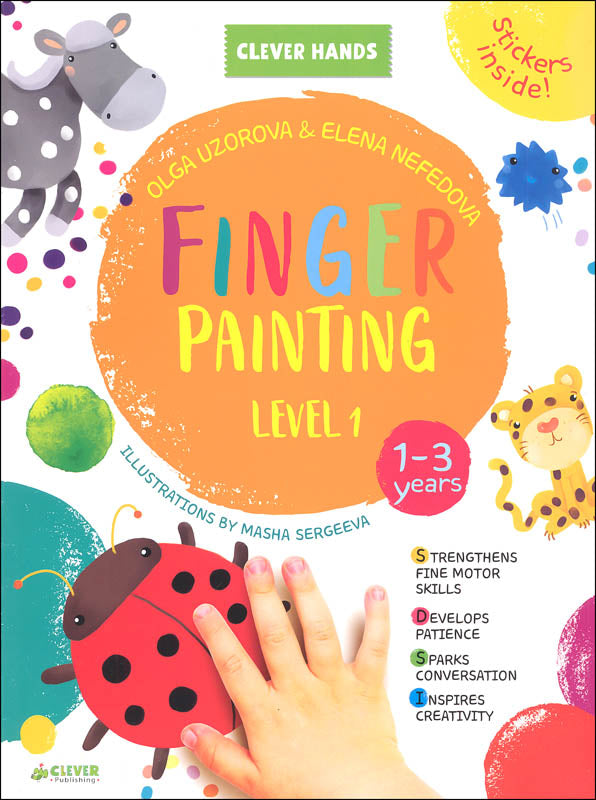 Finger Painting, Level 1