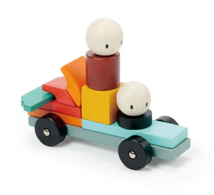 Racing MagBlocks