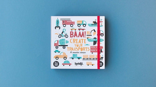 Create Your Transport Stamps