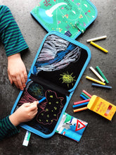 Load image into Gallery viewer, Sea Life Doodle & Go Erasable Book