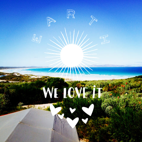 Earth - we love it
