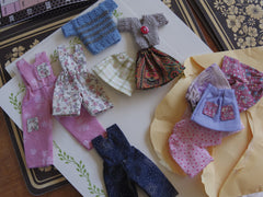 Hand knitted clothes for Tree Change Dolls