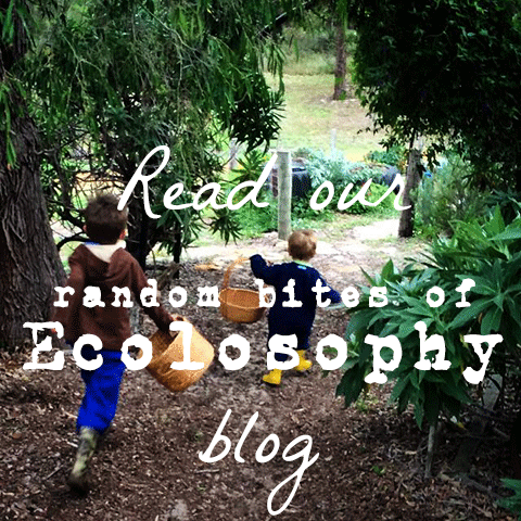 Read our Random Bites of Ecolosophy Blog