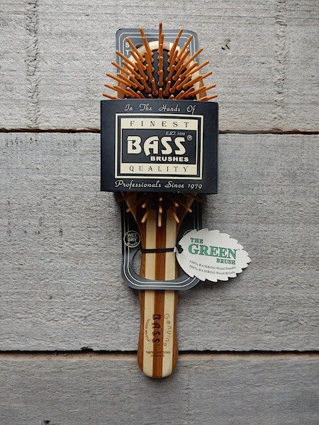 Bass Bamboo Hair Brush