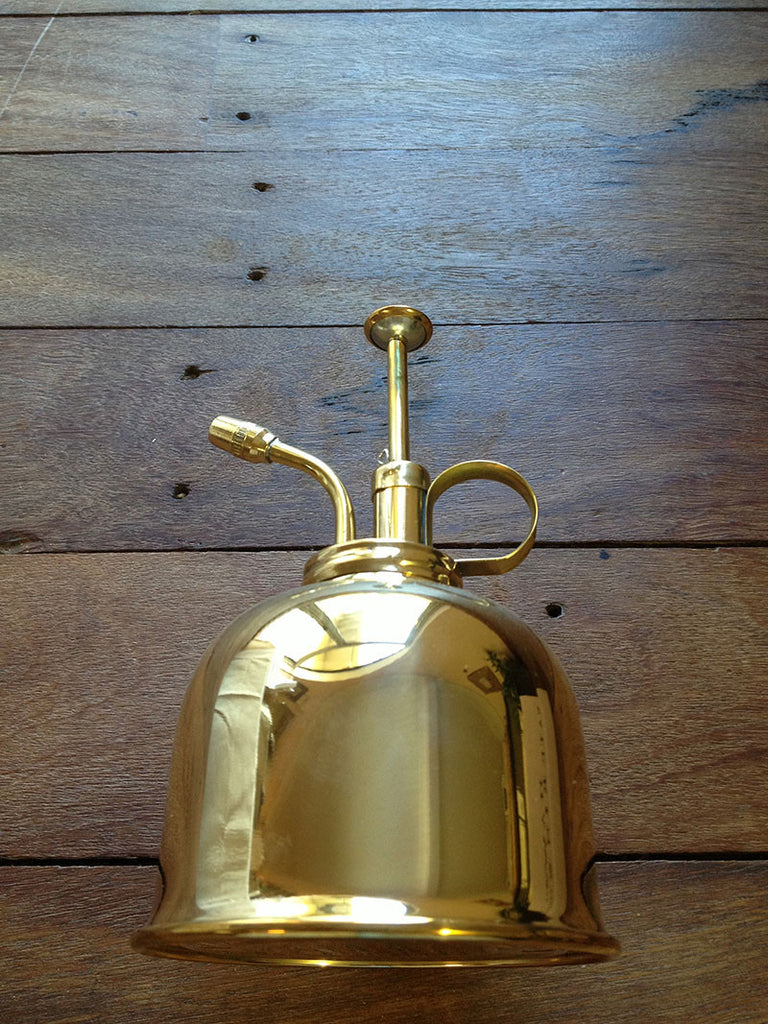 Haws Brass Mist Sprayer