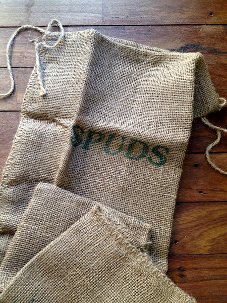 Potato Harvest Sacks