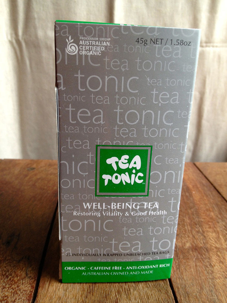 Tea Tonic Wellbeing Tea