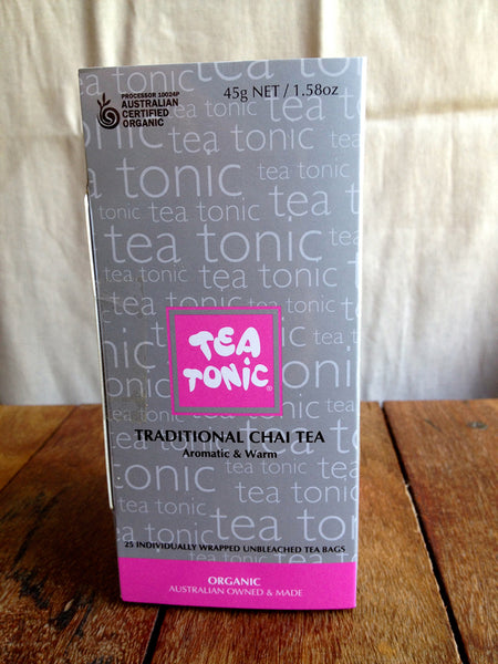 Tea Tonic Traditional Chai Tea