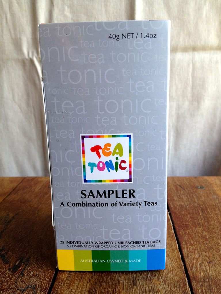 Tea Tonic Sampler