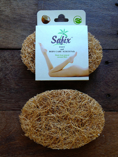 Safix Foot and Body Scrub Pad