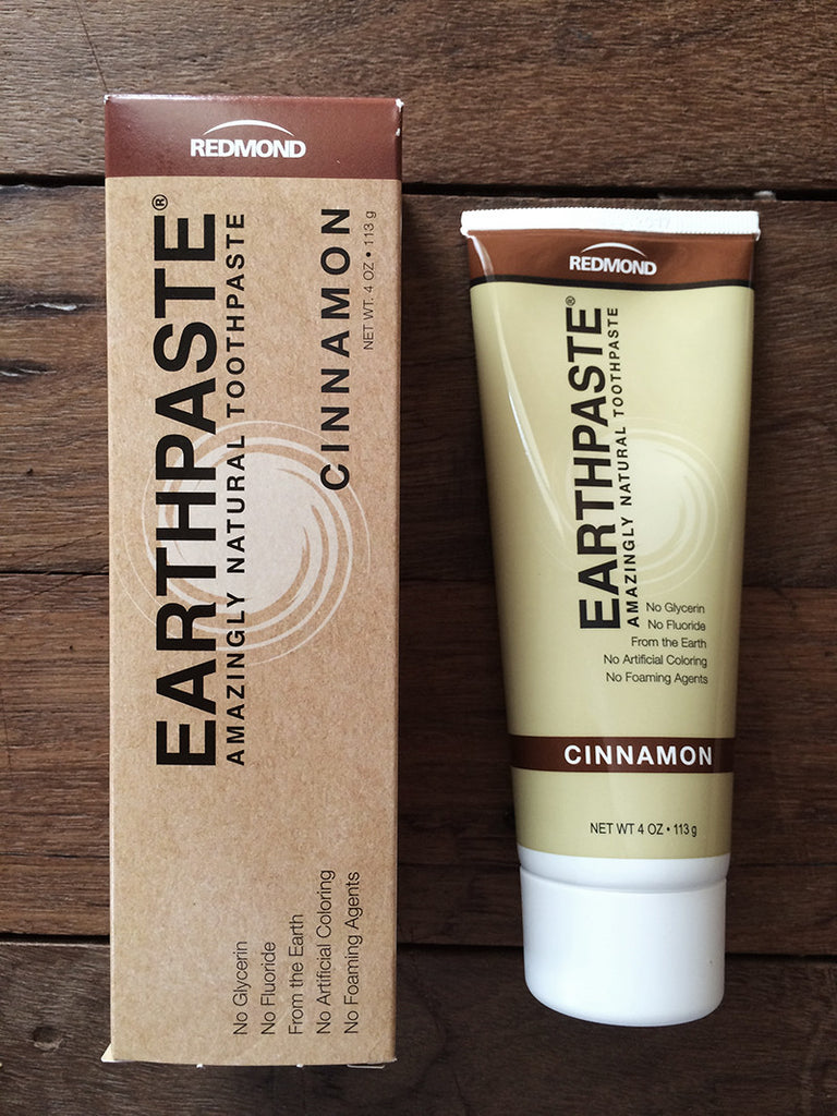 Redmond Earth Paste Toothpaste Cinnamon