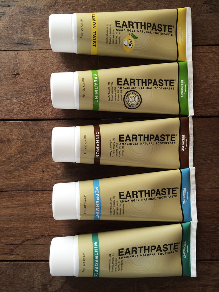 Redmond Earth Paste Toothpaste