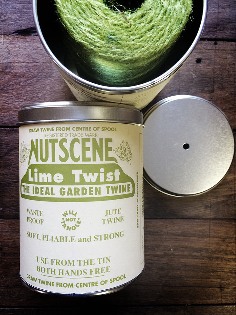 Tins of Twine Spring Green