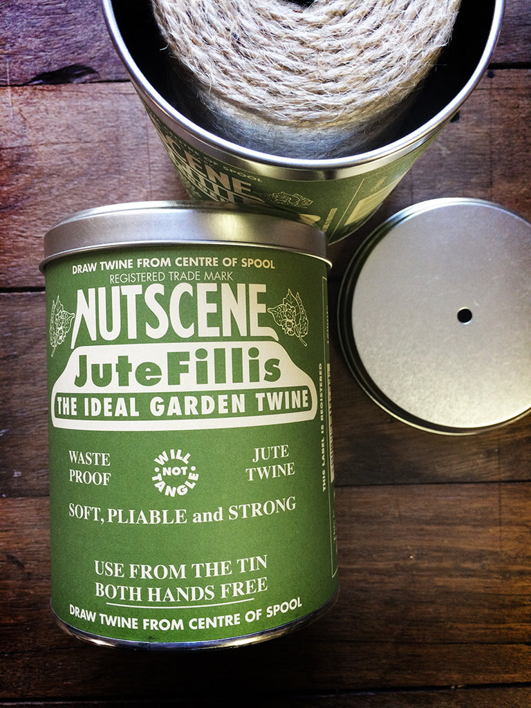 Tins of Twine Natural