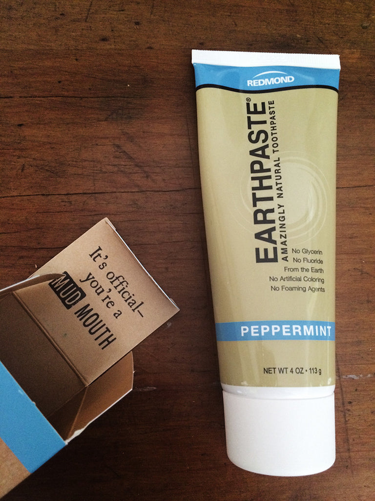 Redmond Earth Paste Peppermint