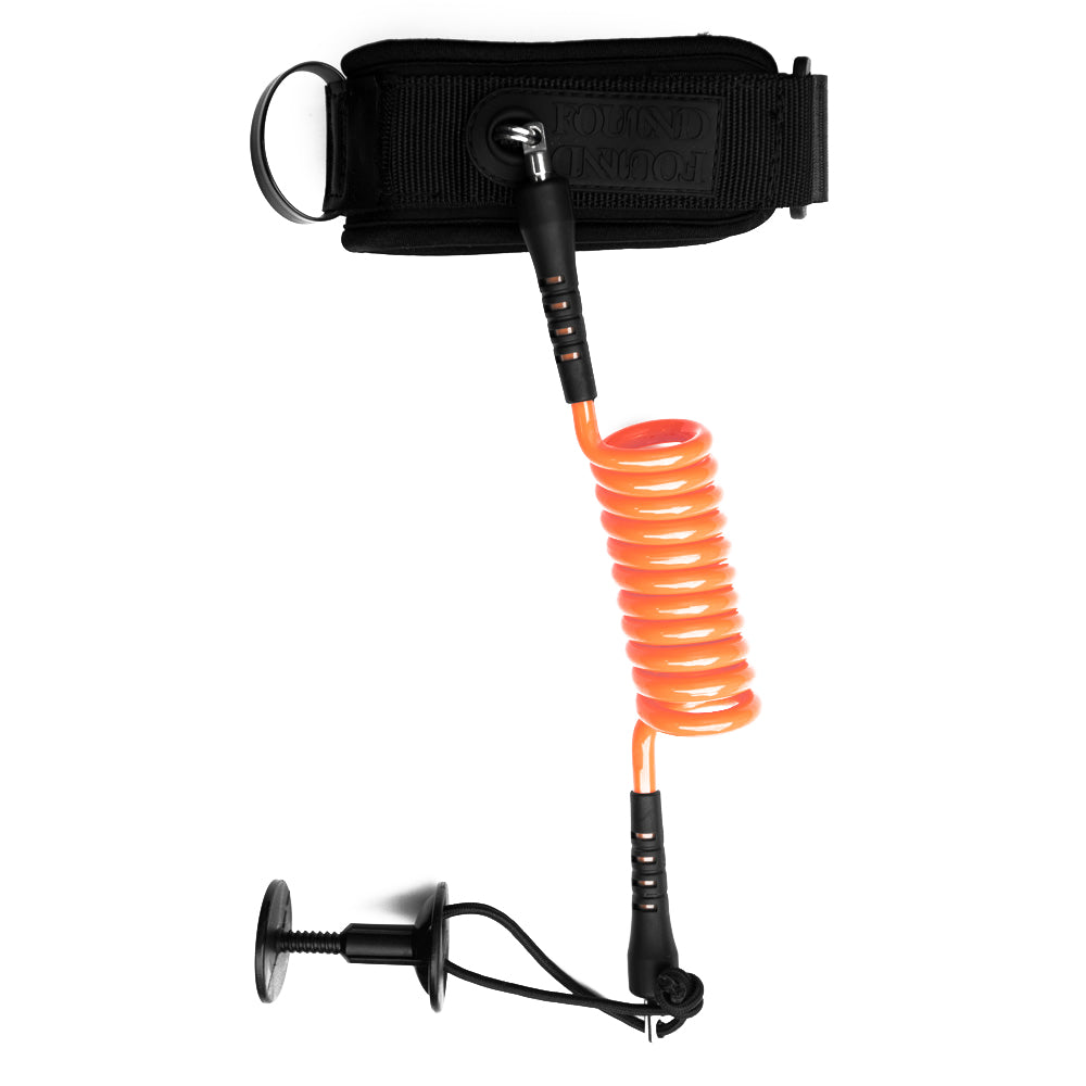 INFINITE BICEP COIL - SAFETY ORANGE