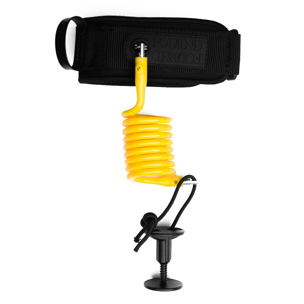 ULTRA COMP LEASH - YELLOW