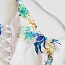 Load image into Gallery viewer, Floral Printing One Piece Swimsuits