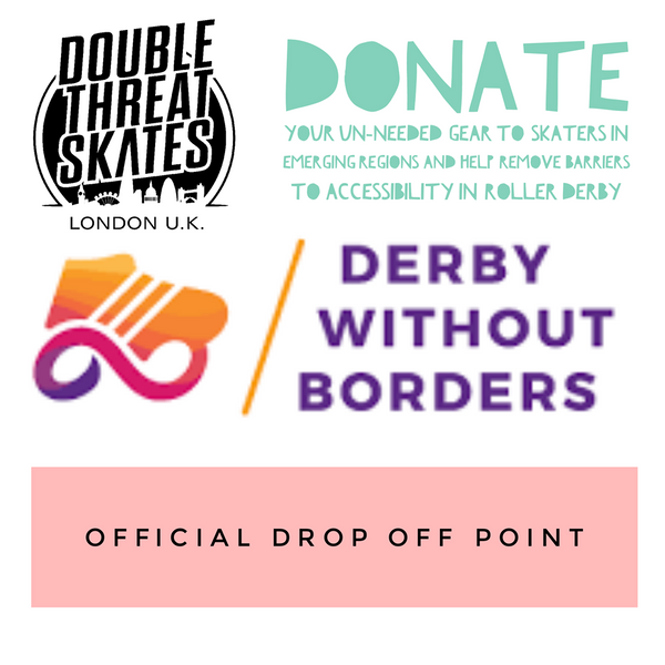 DERBY WITHOUT BORDERS DROP OFF POINT