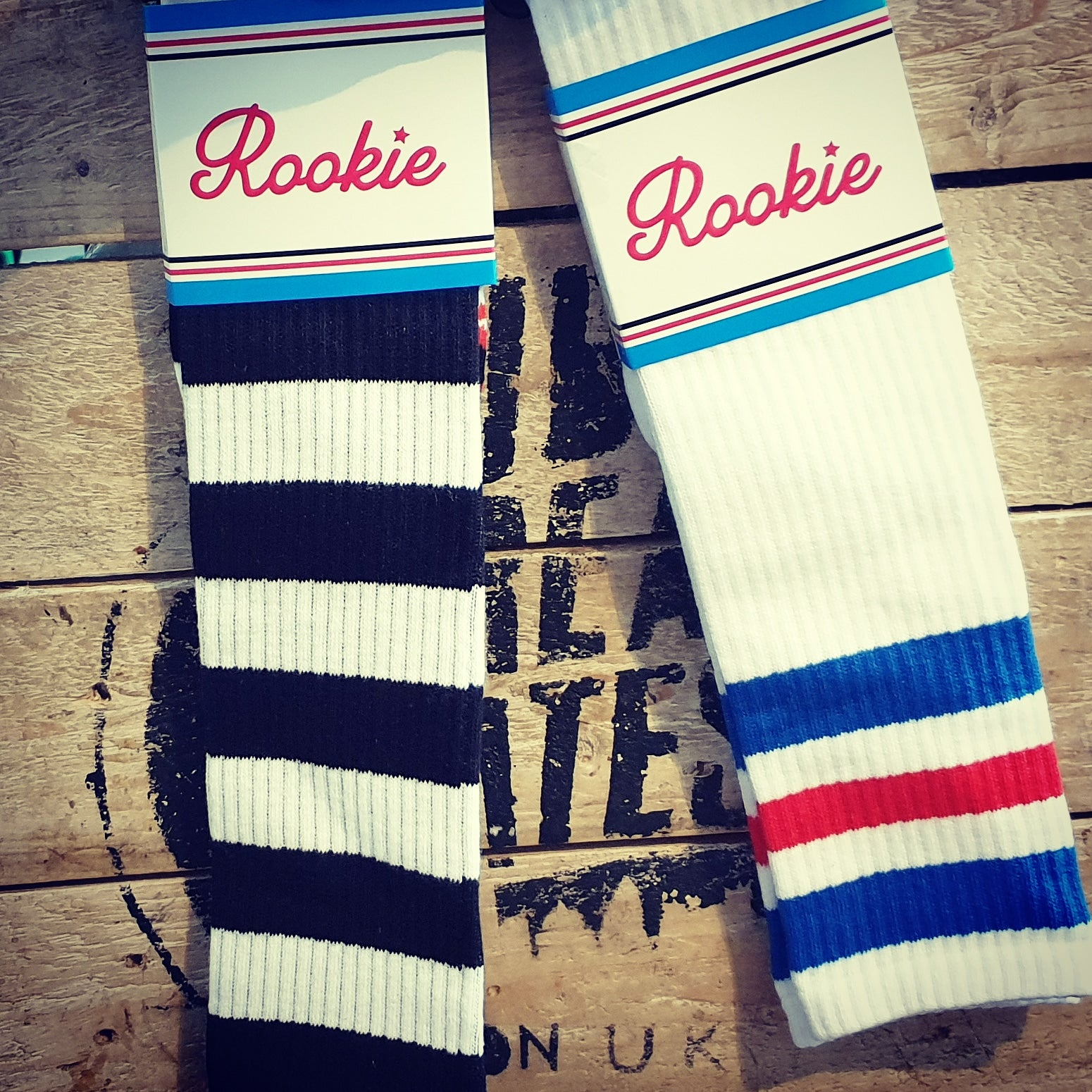 Rookie Rollerskate Socks