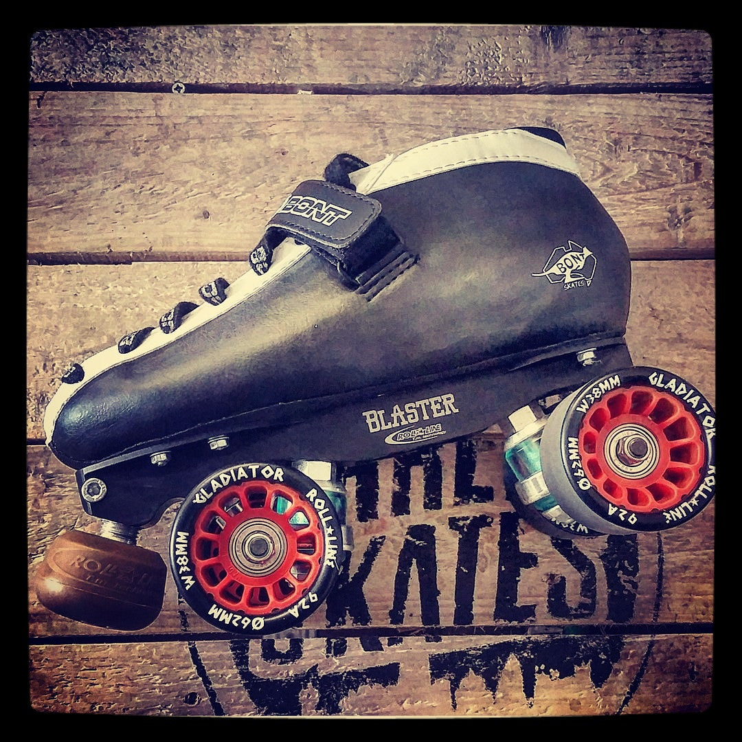 """ULTRA FEIJOA"" Bont and Roll-Line DTS package + wheels and bearings"